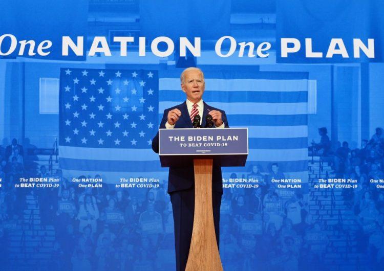 Biden promete vacuna para COVID-19 gratis si gana presidencia de Estados Unidos