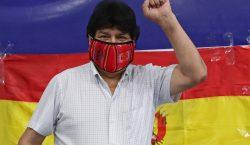 Justicia boliviana anula orden de detención de Evo Morales; evalúa…