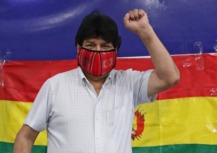 Justicia boliviana anula orden de detención de Evo Morales; evalúa regresar en noviembre