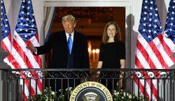 Trump logra victoria con confirmación de jueza conservadora para la…