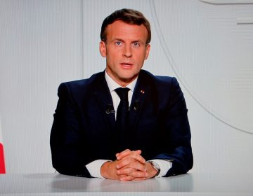 Francia decreta nuevo confinamiento a partir del viernes para frenar el avance del COVID-19