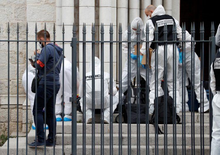 """Tensión en Francia: """"ataque terrorista islamista"""" deja tres muertos en iglesia de Niza"""