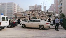 Al menos cuatro muertos por un terremoto en Turquía que…