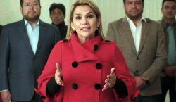 Asamblea de Bolivia aprueba un juicio de responsabilidades contra Jeanine…
