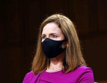 Inicia en el Senado la ratificación de la jueza Barrett, nombrada por Trump a la Corte Suprema