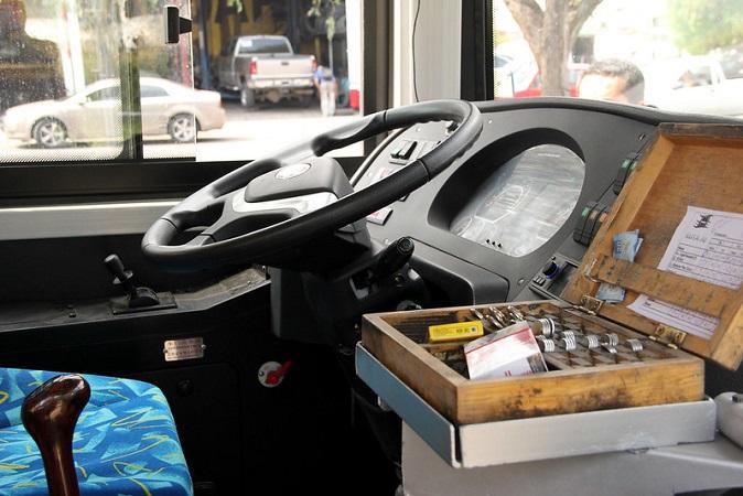 Anuncia CMOV ajustes en rutas 8 y 40 de camiones urbanos por paso a desnivel del Fracc. Parras
