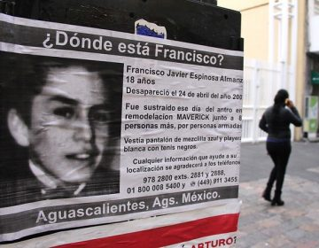 40% de desaparecidos en Aguascalientes no están vinculados con casos de delincuencia: SEGGOB