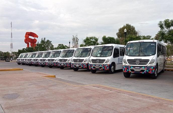 Desaparecerá ruta 31 de camiones urbanos; se fusionará con la ruta 9