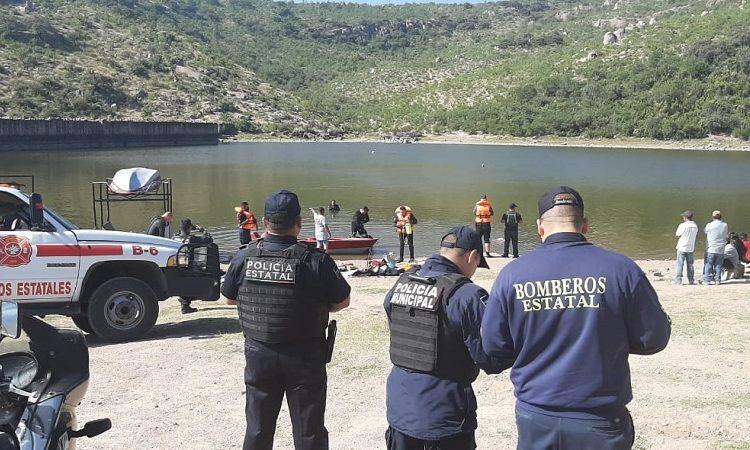 Localizan cuerpo de adolescente de 16 años que murió ahogado en presa Los Arquitos