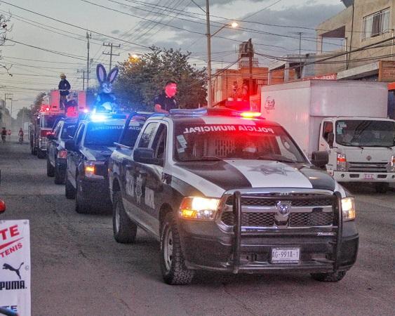 Implementan caravanas informativas contra extorsiones y secuestros en Jesús María