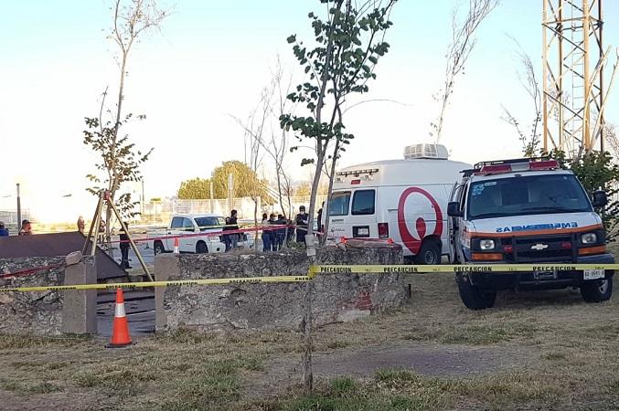 Suspende Fiscalía búsqueda de desaparecidos en pozo; colectivos piden reanudar