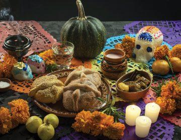 Siete elementos gastronómicos para entender el altar de muertos