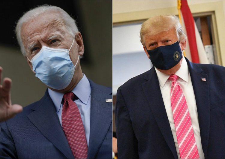 Biden y Trump emiten su voto anticipado previo a la jornada electoral del 3 de noviembre
