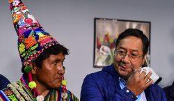 Bolivia: la izquierda de América Latina saluda el triunfo de…