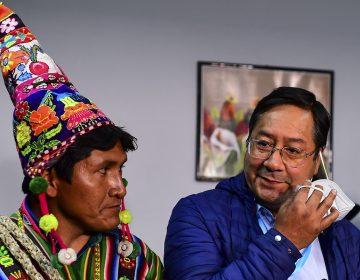 Bolivia: la izquierda de América Latina saluda el triunfo de Luis Arce