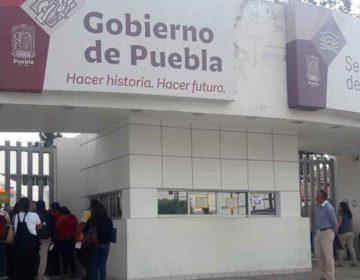 CNTE: corrupción y sin plan educativo eficiente en la SEP Puebla