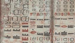 AMLO solicita el préstamo de un antiguo códice maya en…