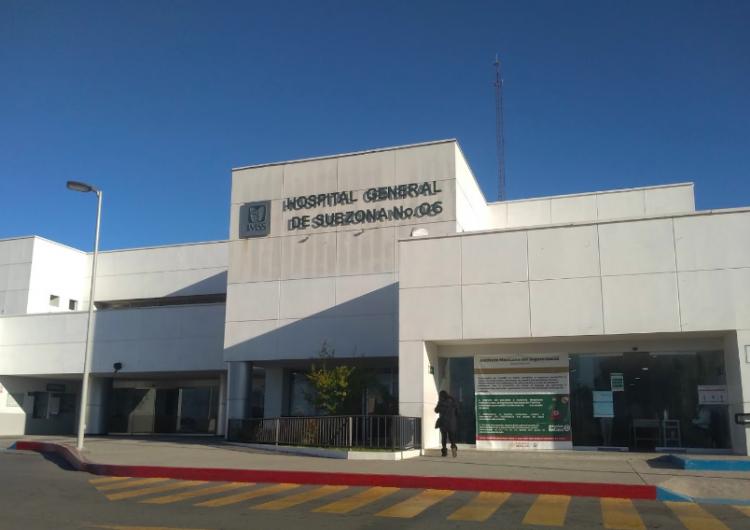 Aumentan casos de COVID-19 en hospital del IMSS en Tecate, al menos 5 son internos de UABC
