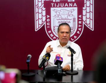 González Cruz busca la gubernatura de BC y advierte que enfrentará a Bonilla en tribunales