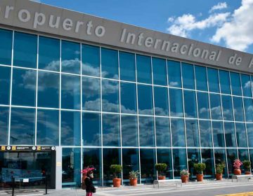 Casi nulas las salidas desde el Aeropuerto de Puebla