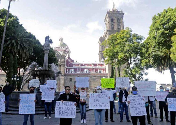 Centros nocturnos de Puebla piden reapertura