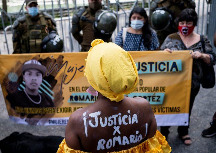 El feroz paso de las Fuerzas Armadas en la historia reciente de Chile