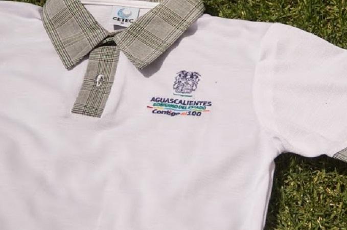 Aún sin clases presenciales, se entregarán 250 mil uniformes escolares en Aguascalientes