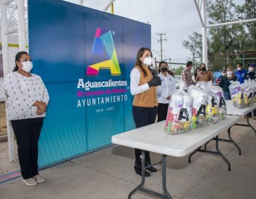 Se han entregado 200 mil apoyos alimentarios en el municipio de Aguascalientes este año
