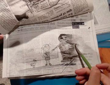 'Dalia sigue aquí', un corto animado dedicado a familiares y víctimas de desaparición forzada