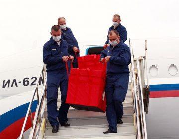 Venezuela recibe cargamento de vacuna rusa Sputnik V