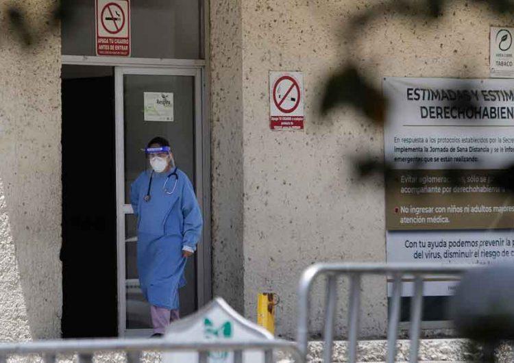 En Puebla 85 doctores han muerto por Covid