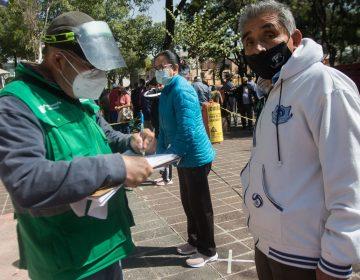 México tiene 36,768 contagios activos de COVID-19; 82,726 personas han muerto
