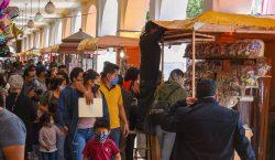 México presenta 40,830 casos activos de contagio por COVID-19; suma…