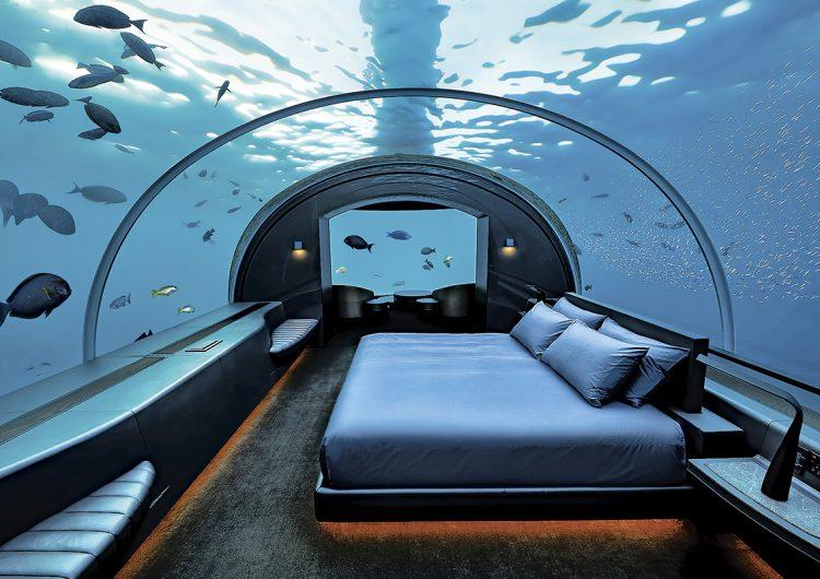 ¿Dormir en una burbuja de cristal? Claro que se puede