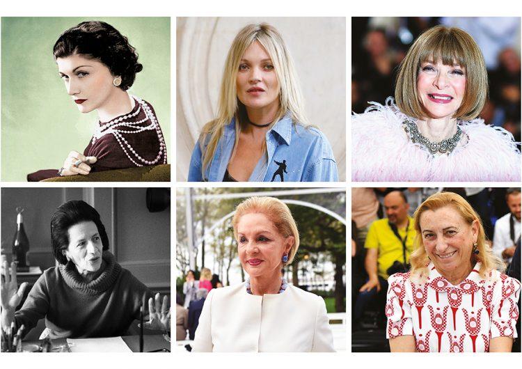 Seis mujeres que han roto los paradigmas en la industria de la moda