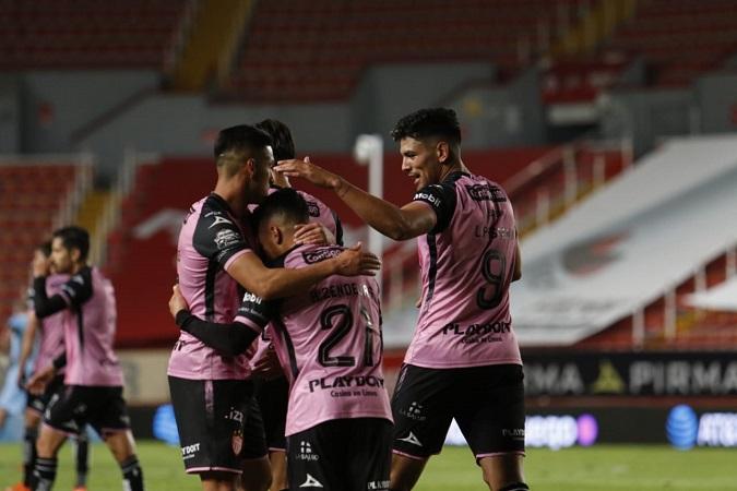 De último minuto, Necaxa derrota a Toluca y asegura puesto en repechaje