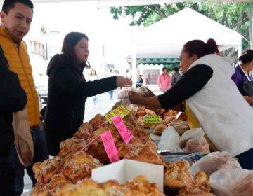 Pan de Día de Muerto se queda sin su feria tradicional