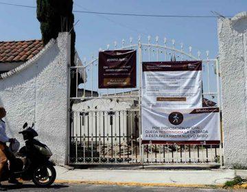 Panteones de la capital poblana estarán cerrados