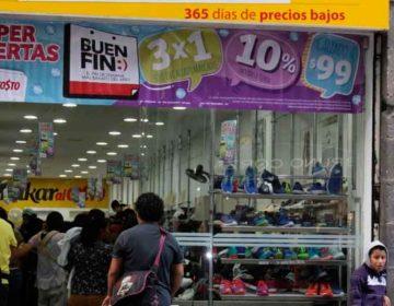 Permitirán mayor aforo en tiendas durante el Buen Fin