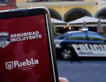 Policía poblana responderá emergencias en 3 minutos con App