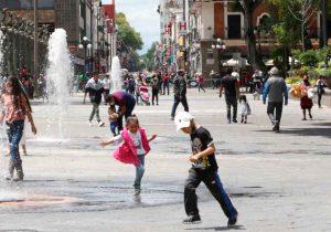 Puebla capital pasó de Rojo a Naranja Alto