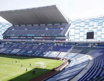 Puebla por definir si la afición regresará a los estadios