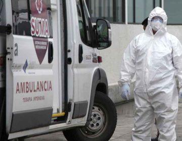 Puebla reporta 39 infectados por covid, se aplana la curva