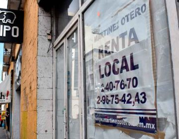 Pymes en Puebla permanecen cerradas