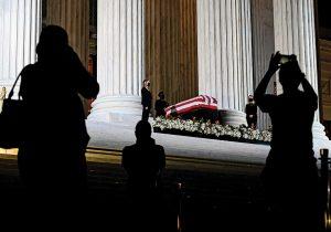 Ruth Bader Ginsburg: es hora de llenar la Corte Suprema… de nuevo