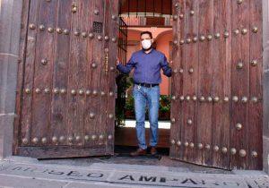 Reabre  el Museo Amparo en Puebla