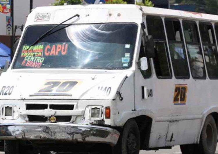Transporte público en Puebla inseguro, chatarra, pirata y caro