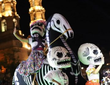 Anuncian cancelación del Festival de Calaveras 2020 en Aguascalientes por pandemia del Covid-19