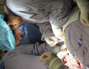 Se reanudan cirugías de trasplantes de riñón en el Hospital Hidalgo