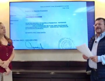Denuncia director de Fisamex a un asesor del Ayuntamiento de Tecate por extorsión